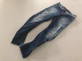 G-STAR RAW Riley Loose Tapere 33/34 jeansy spodnie jeansowe męskie