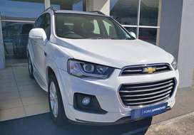 2017 Chevrolet Captiva 2.2D LT For Sale