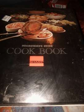 SHARP MICROWAVE OVEN COOKBOOK