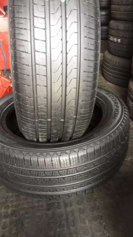 A set of tyres sizes 235/55/18 pirelli scorpion normal now available