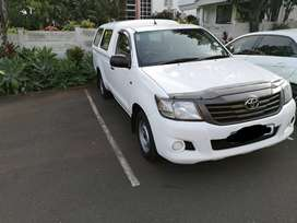 2012 Toyota Hilux D4D Single Cab R169, 999