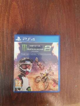 Ps4 mx game
