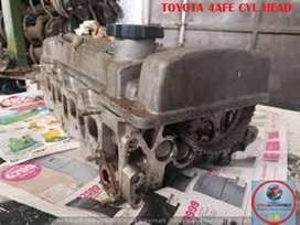 Imported used TOYOTA COROLLA 4AFE CYL HEAD  for sale at MYM AUTOWOLRD