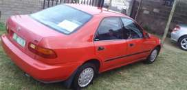 Hi selling ths Honda in gd condition its driving