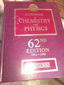 a chemistry and pcyhics book