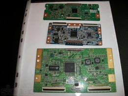 Плата T-CON для LCD TV.