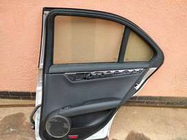 Mercedes Benz door