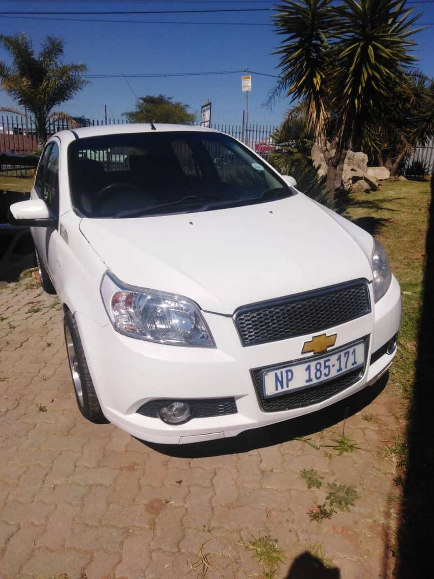 2012 Chevrolet Aveo 1.4 Hatch back For sale 0