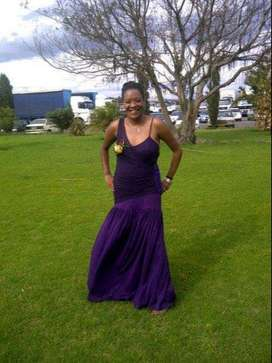 evening dress for sale,  size 32 to 34