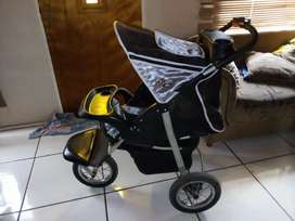 Little one pram its 6years and still in very good condition