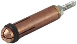 Цанга, зажим, электрод для конденсаторной сварки