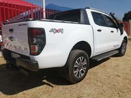 2017 FORD RANGER 3.2 TDCI 4X4 WILTRACK