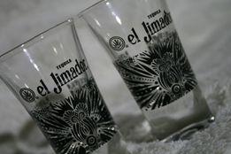 TEQUILA EL JIMADOR - oryginalny kieliszek do tequili -2 SZTUKI 40ml