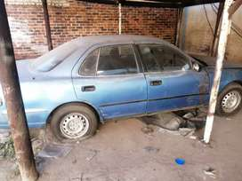 Toyota Camry for stripping