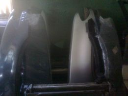 BMW X5 е-53 крыло фара бампер фонарь