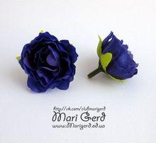 Искусственные цветы, головки цветов, материалы для творчества