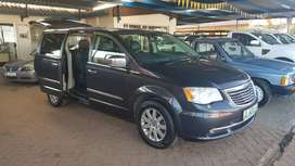 Grand Voyager limited