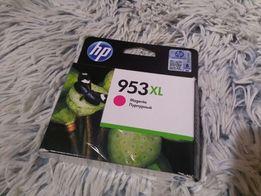 Картридж HP 953XL Officejet Pro Розовый, Пурпурный, Pink