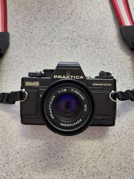 Praktica bms electronic camera
