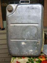 канистра аллюминевая 30 литров