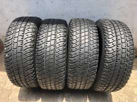 265 65 R17 Michelin Tyres