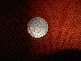 Moneta z 1938 r. - dwie marki