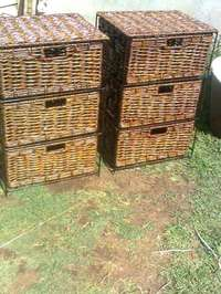 Image of Basket drawers