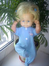 Кукла Пупс Германия Rheinische Gummi und Celluloid-Fabrik1965 г. 38 см