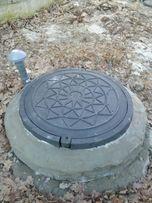 Бетонные кольца, горловины, жби круги, канализационные, для колодца.
