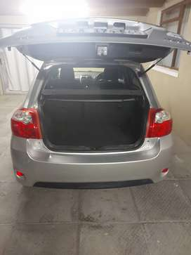 2011 Toyota Auris up for grabs.