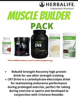 Herbalife health products