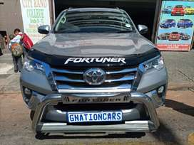 Toyota fortuner 2.4 DG6 2019 manual for SELL