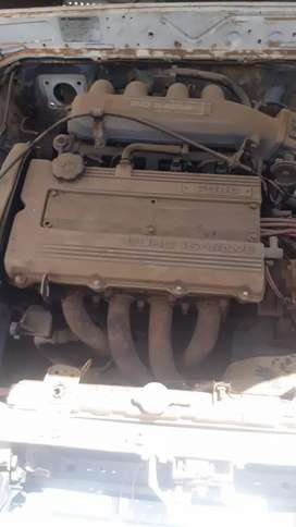 Ford 2L 16v docs engine for sale.  Engine in excellent condition.