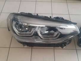 BRAND NEW Head lights for BMW X3 AND X4 G01 XENON