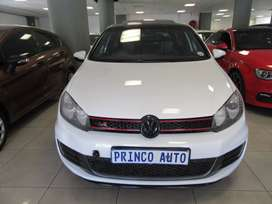 2012 Volkswagen Golf GTI  2.0 Engine Capacity