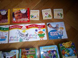 Ksiazeczki i płyty DVD