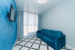 Стильные дизайнерские апартаменты от собственника, Драгоманова 2а