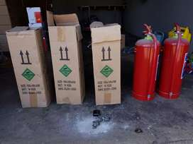 9kg Fire Extinguishers