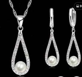 925 Silver jewelry sets
