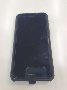 Huawei p10 lite (small crack at the corner)