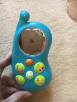 Телефон с изображением в отл сост.
