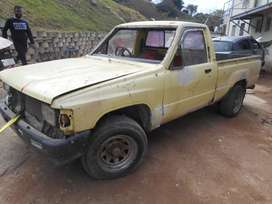 1997 TOYOTA HILUX HIPS - NOW STRIPPING FOR SPARES  2Y ENGINE