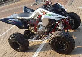 Quad bike - Yamaha Raptor- 2010