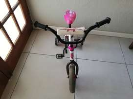 Girls 12inch Bicycle