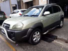 Hyundai Tucson CRDI R 80.000 Negotiable