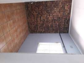 Very large 2 bed 1 bath apartment in Midrand for R5000