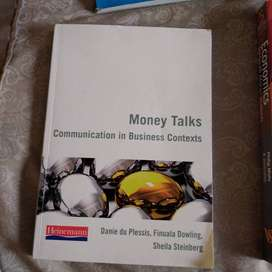 money talks Author: Danie  du Plessis