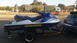 Seadoo  gtx 1500 supercharged 3 seater