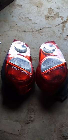 CHEVROLET SPARK 3 LEFT AND RIGHT TAIL LIGHT AVAILABLE