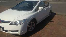 Honda Civic 1.8iVTEC for sale R65000(neg)
